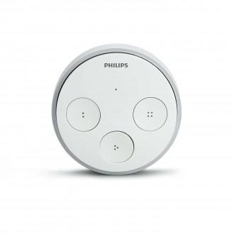 PHILIPS 8718696743133 | Philips prenosný smart vypínač hue TAP múdre osvetlenie prepínač s reguláciou svetla biela