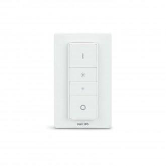 PHILIPS 8718696743157 | Philips prenosný vypínač hue DIM múdre osvetlenie prepínač s reguláciou svetla biela