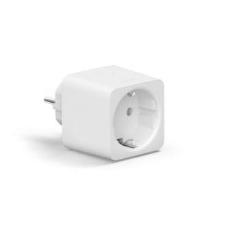 PHILIPS 8718699689285 | Philips zásuvka hue Smart Plug EU múdre osvetlenie Bluetooth biela
