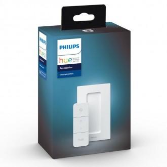 PHILIPS 8719514274617 | Philips prenosný vypínač hue DIM múdre osvetlenie prepínač s reguláciou svetla biela