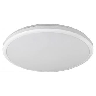 RABALUX 1430 | Brandon-RA Rabalux stenové, stropné svietidlo 1x LED 2160lm 4000K IP65 biela