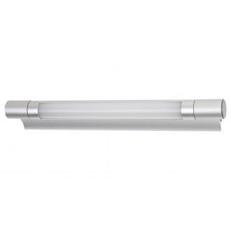 RABALUX 1444 | Byron-RA Rabalux osvetlenie pultu svietidlo prepínač 1x LED 250lm 4000K strieborný