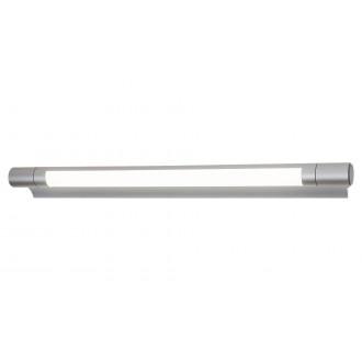 RABALUX 1445 | Byron-RA Rabalux osvetlenie pultu svietidlo prepínač 1x LED 546lm 4000K strieborný