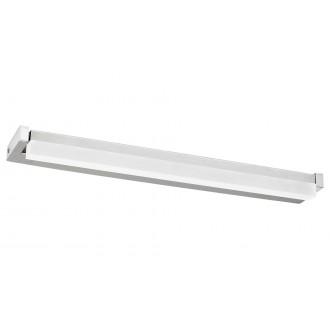 RABALUX 1447 | Cedric-RA Rabalux stenové svietidlo otočné prvky 1x LED 1146lm 3000K chróm