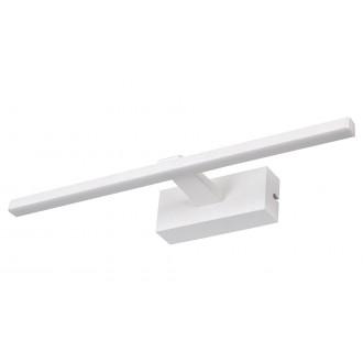 RABALUX 1448 | Albina Rabalux rameno stenové svietidlo 1x LED 450lm 4000K IP23 matný biely