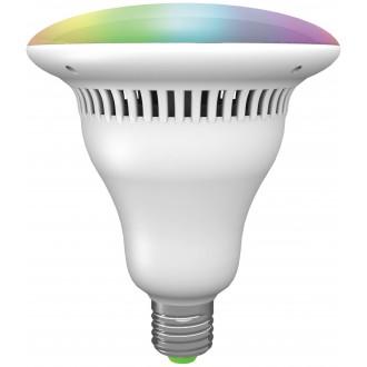 RABALUX 1502 | LED 11W Rabalux LED svetelný zdroj múdre osvetlenie 1000lm 4000K reproduktor, regulovateľná intenzita svetla, meniace farbu prepínač