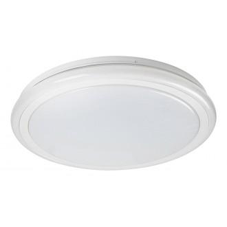 RABALUX 1510 | Leonie-RA Rabalux stropné svietidlo kruhový diaľkový ovládač regulovateľná intenzita svetla, nastaviteľná farebná teplota, meniace farbu 1x LED 2400lm 3000 <-> 6500K biela, kryštálový efekt