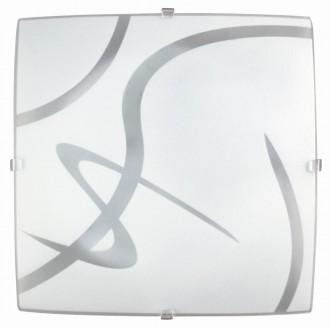 RABALUX 1820 | Soley Rabalux stenové, stropné svietidlo 1x E27 biela, priesvitná
