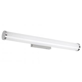 RABALUX 2107 | Sonja-RA Rabalux stenové svietidlo 1x LED 450lm 4000K IP44 chróm, biela