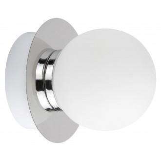 RABALUX 2110 | Becca-RA Rabalux stenové, stropné svietidlo 1x G9 IP44 chróm, biela