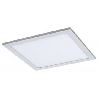 RABALUX 2174 | Damek Rabalux stropné svietidlo štvorec 1x LED 4200lm 4000K biela