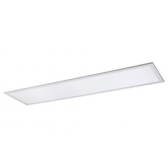 RABALUX 2175 | Damek Rabalux stropné svietidlo obdĺžnik 1x LED 4200lm 4000K biela