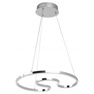RABALUX 2190 | Melora Rabalux visiace svietidlo 1x LED 2400lm 4000K chróm, biela