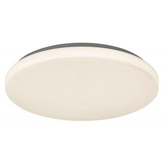 RABALUX 2285 | Rob Rabalux stropné svietidlo kruhový 1x LED 2600lm 4000K biela