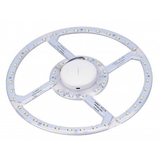RABALUX 2336 | Rabalux-LM Rabalux LED modul svietidlo kruhový 1x LED 1600lm 3000K biela