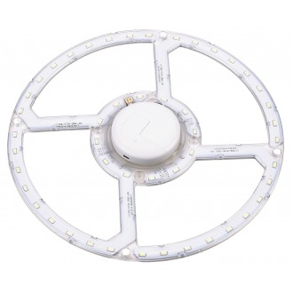 RABALUX 2337 | Rabalux-LM Rabalux LED modul svietidlo kruhový 1x LED 2400lm 3000K biela