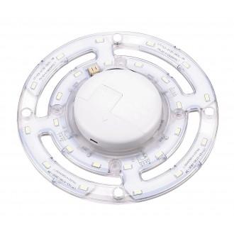 RABALUX 2338 | Rabalux-LM Rabalux LED modul svietidlo kruhový 1x LED 1200lm 4000K biela