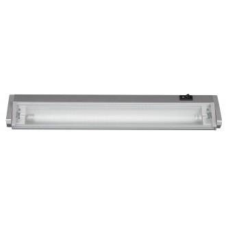 RABALUX 2364 | EasyLight Rabalux osvetlenie pultu svietidlo prepínač otočné prvky 1x G5 / T5 480lm 2700K strieborný