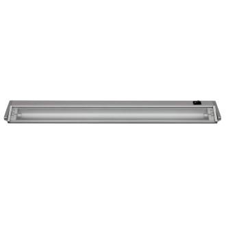 RABALUX 2365 | EasyLight Rabalux osvetlenie pultu svietidlo prepínač otočné prvky 1x G5 / T5 820lm 2700K strieborný