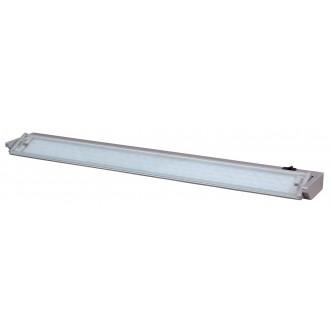 RABALUX 2368 | EasyLed Rabalux osvetlenie pultu svietidlo prepínač otočné prvky 1x LED 450lm 3000K strieborný