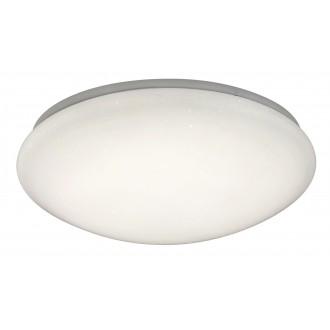 RABALUX 2495 | LianaR Rabalux stenové, stropné svietidlo 1x LED 1440lm 4000K biela, lesklé
