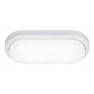 RABALUX 2496 | Loki Rabalux stenové, stropné svietidlo 1x LED 1100lm 4000K IP54 UV biela