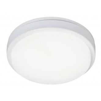 RABALUX 2497 | Loki Rabalux stenové, stropné svietidlo 1x LED 1100lm 4000K IP54 UV biela