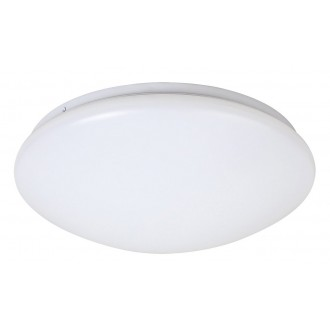 RABALUX 2652 | Lucas_RA Rabalux stropné svietidlo kruhový 1x LED 720lm 3000K IP44 biela