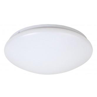 RABALUX 2653 | Lucas_RA Rabalux stropné svietidlo kruhový 1x LED 1080lm 3000K IP44 biela