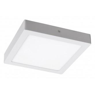 RABALUX 2664 | Lois Rabalux stenové, stropné LED panel štvorec 1x LED 1400lm 4000K matný biely, biela
