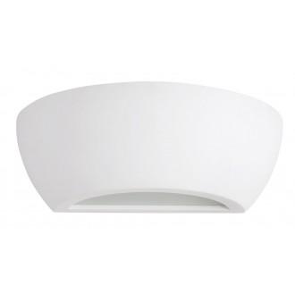 RABALUX 2729 | MathisR Rabalux stenové svietidlo maľovateľná plocha 1x E14 biela