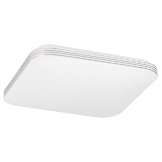 RABALUX 2784 | OscarR Rabalux stropné svietidlo 1x LED 1350lm 4000K biela, chróm