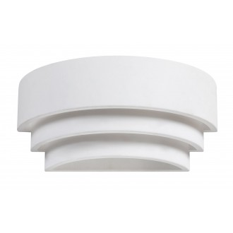 RABALUX 2847 | MathisR Rabalux stenové svietidlo maľovateľná plocha 1x E14 biela