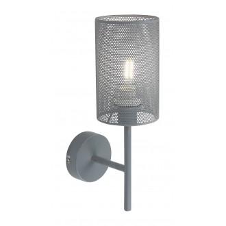 RABALUX 3020 | Callia Rabalux rameno stenové svietidlo 1x E14 sivé