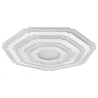 RABALUX 3100 | Taneli Rabalux stropné svietidlo diaľkový ovládač regulovateľná intenzita svetla, nastaviteľná farebná teplota, Bluetooth, nočné svetlo 1x LED 3046lm 3000 <-> 6500K biela