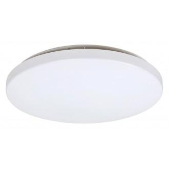 RABALUX 3339 | Rob-RA Rabalux stropné svietidlo kruhový 1x LED 2100lm 3000K biela