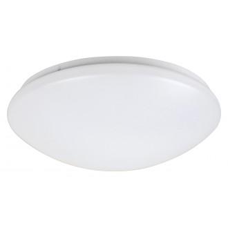 RABALUX 3934 | Igor Rabalux stropné svietidlo kruhový diaľkový ovládač regulovateľná intenzita svetla, nastaviteľná farebná teplota, meniace farbu 1x LED 1150lm 3000 <-> 6500K biela