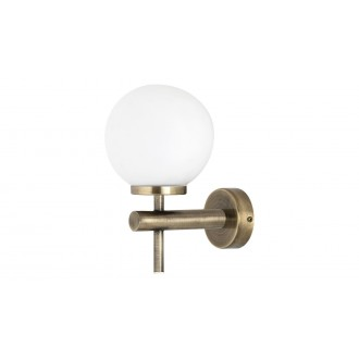RABALUX 3999 | Avery-RA Rabalux rameno stenové svietidlo 1x LED 550lm 3000K IP44 antická bronzováová