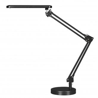 RABALUX 4408 | Colin Rabalux stolové svietidlo 50cm prepínač otočné prvky 1x LED 350lm 4500K čierna