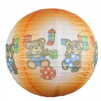 RABALUX 4900 | Sweet-Bear Rabalux clona tienidlo viacferebné, žltá