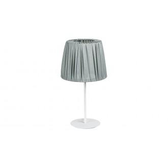 RABALUX 5455 | Pixie-RA Rabalux stolové svietidlo 49cm prepínač 1x E27 biela, mäta