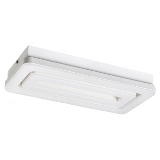 RABALUX 5648 | Alana-RA Rabalux stropné svietidlo 1x LED 2400lm 3000K matný biely
