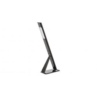 RABALUX 5700 | Guido Rabalux stolové svietidlo 38cm prepínač na vedení otočné prvky 1x LED 400lm 4000K čierna