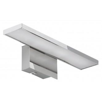 RABALUX 5735 | LouiseR Rabalux osvetleni zrkadla svietidlo 1x LED 360lm 3000K chróm, biela