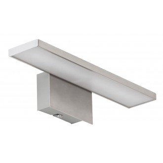 RABALUX 5736 | LouiseR Rabalux osvetleni zrkadla svietidlo 1x LED 360lm 3000K chrom, matné, biela