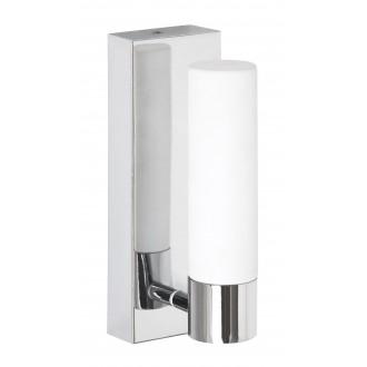 RABALUX 5749 | JimR Rabalux rameno stenové svietidlo 1x LED 400lm 4000K IP44 chróm, biela