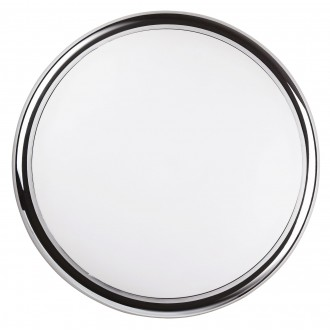 RABALUX 5756   Cody Rabalux stropné svietidlo 1x LED 1250lm 3000K chróm, biela