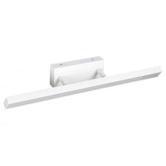 RABALUX 5782 | Andrew Rabalux rameno stenové svietidlo otočné prvky 1x LED 820lm 3000K IP44 matný biely
