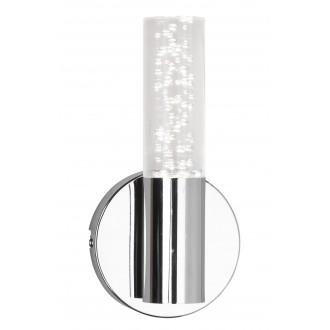 RABALUX 5797 | Aphrodite Rabalux rameno stenové svietidlo 1x LED 380lm 3000K chróm, priesvitné