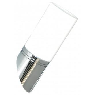 RABALUX 5828   Lexo Rabalux stenové svietidlo 1x G9 IP44 chróm, biela